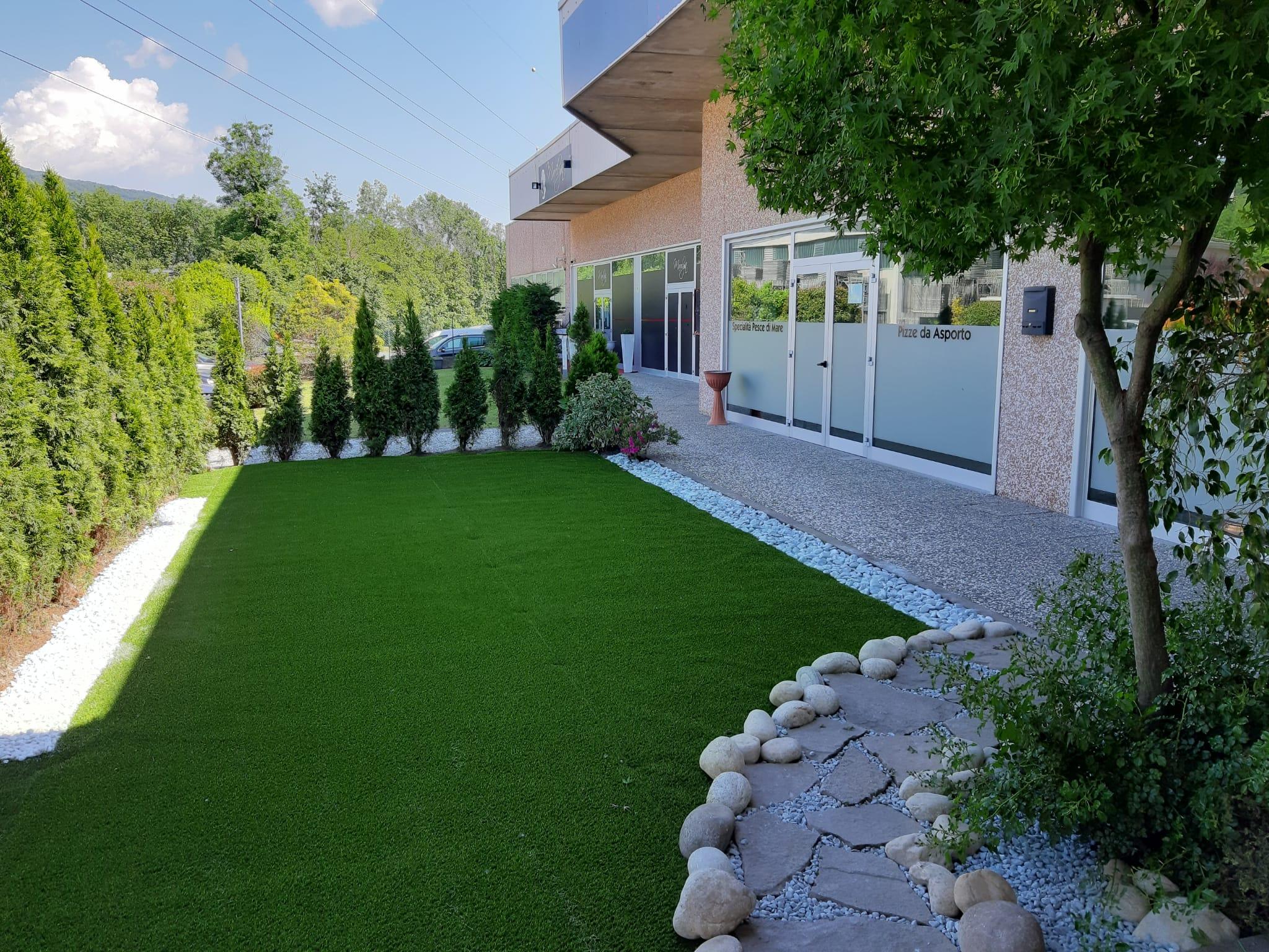 Nuovo giardino